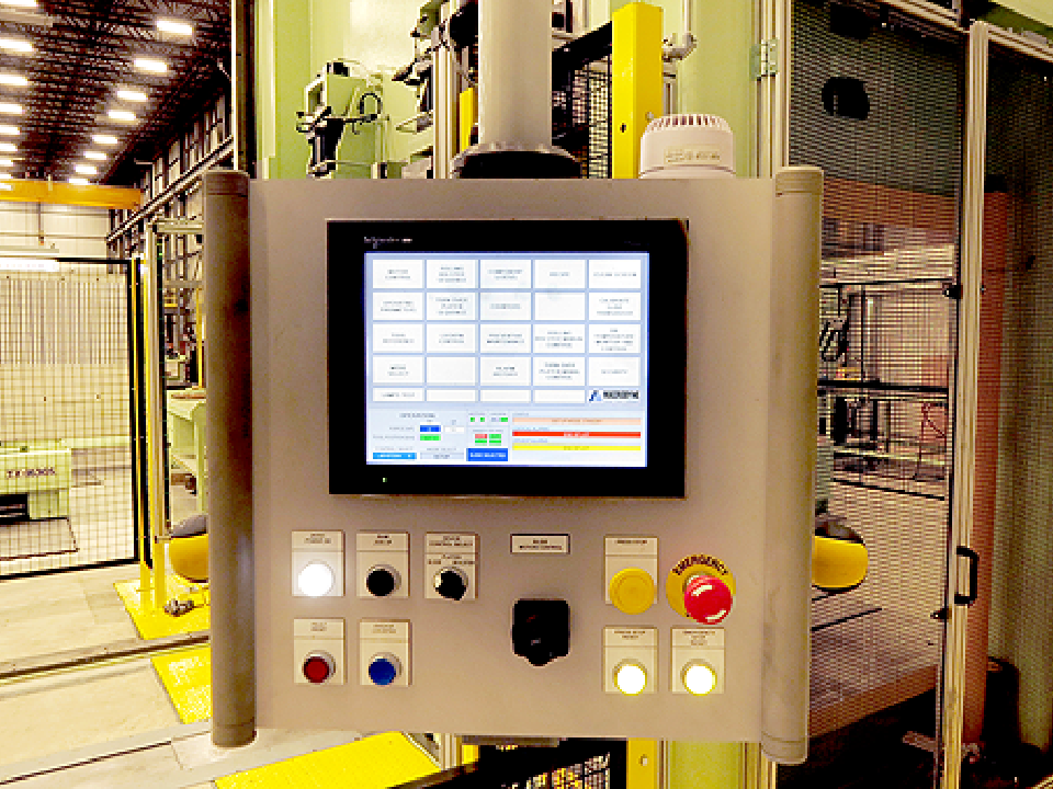 hydraulic press manufacturer