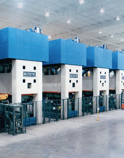 presses & press lines